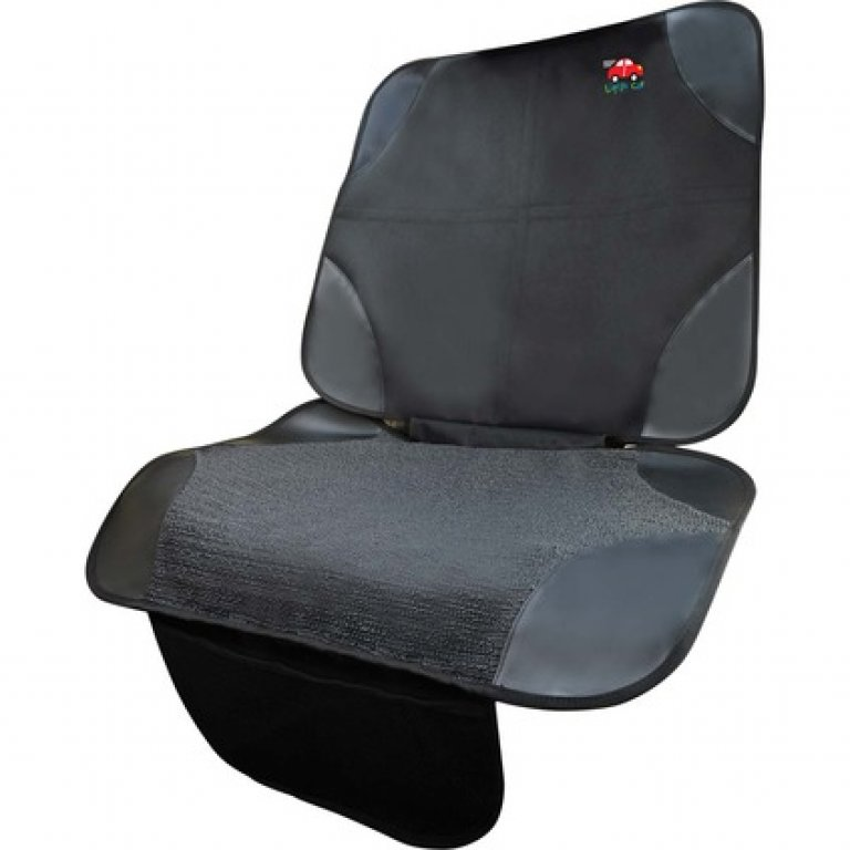 Little Car Under SEAT Protector - Black