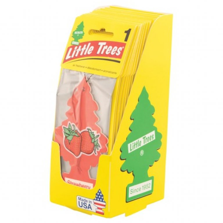 Little Trees Air Freshener 24 PACK - U1P