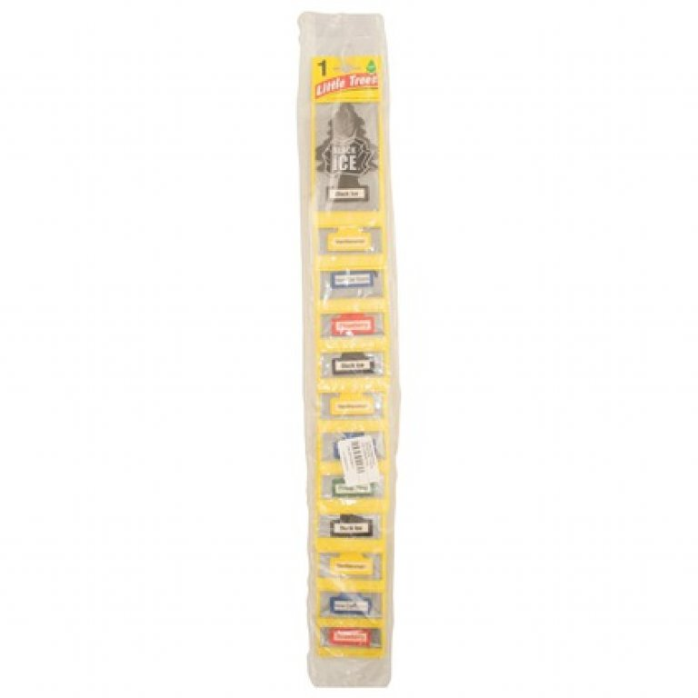 Little Trees Air Freshener Clip Strip 24 PACK - CS24