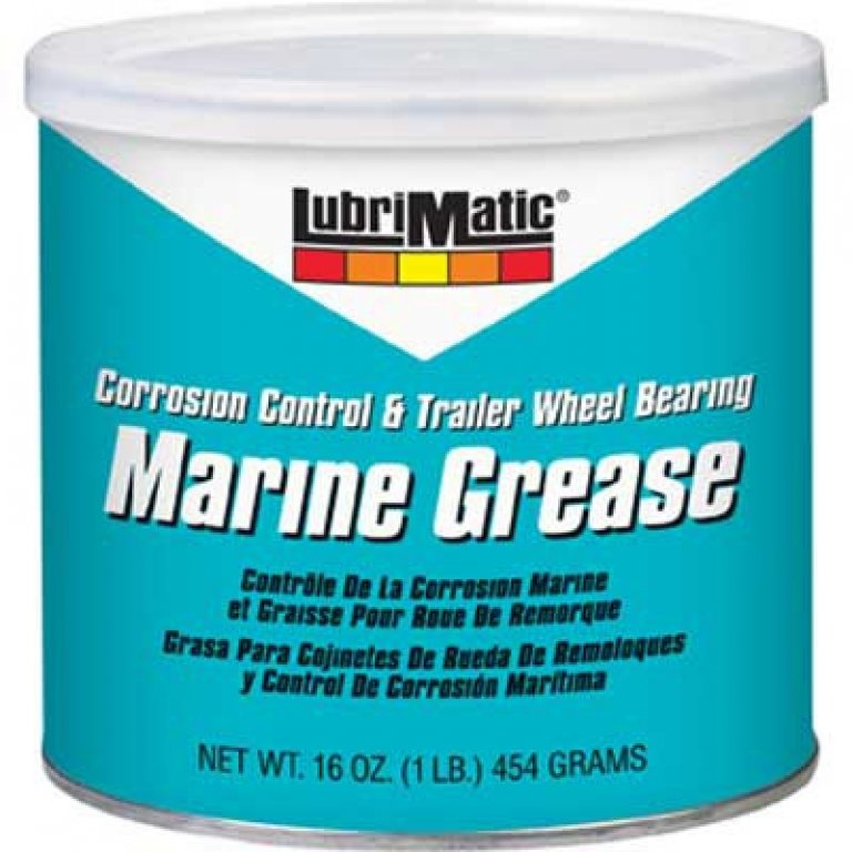 Lubrimatic Marine Grease - 454G