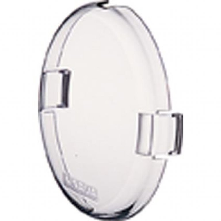 Narva Driving Light Cover - Maxim, 150MM, Clear, Round