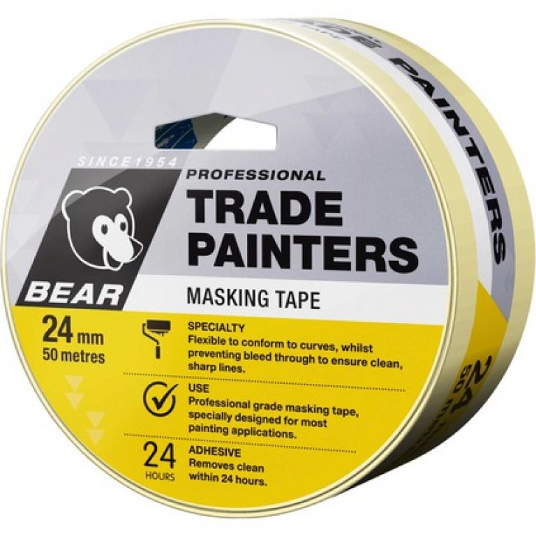 Norton Trade Painters Masking TAPE - 24MM X 50M