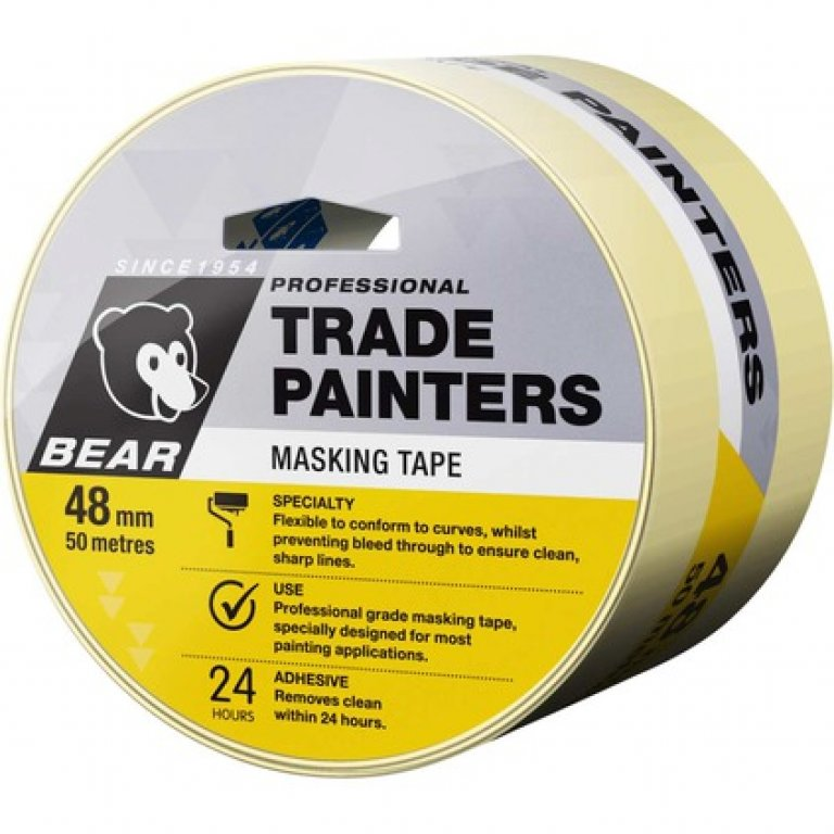 Norton Trade Painters Masking TAPE - 48MM X 50M