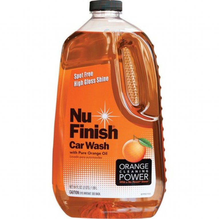 NU Finish Car WASH - 1.89 Litre