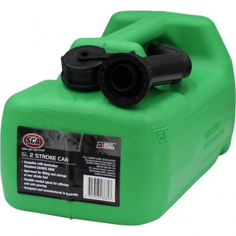 SCA 2 Stroke Jerry Can - 5 Litre