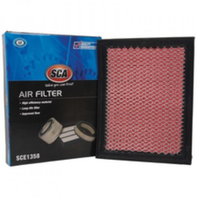 SCA Air Filter - SCE1358 (Interchangeable With A1358)