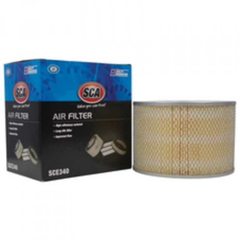 SCA Air Filter - SCE340 (Interchangeable With A340)