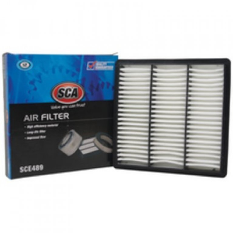 SCA Air Filter - SCE489 (Interchangeable With A489)