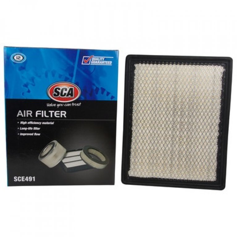 SCA Air Filter - SCE491 (Interchangeable With A491)