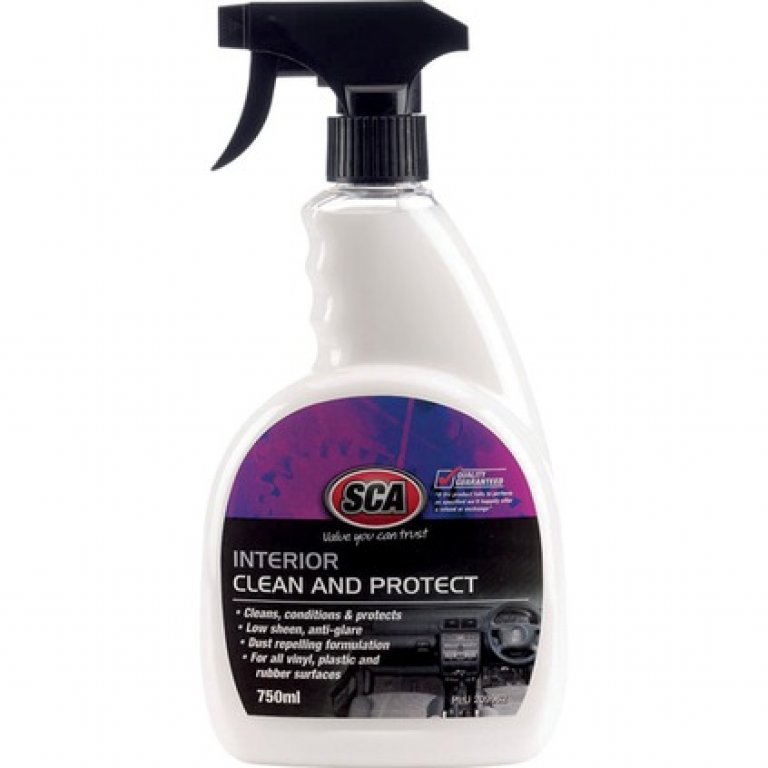 SCA Interior Clean and Protect - 750ML