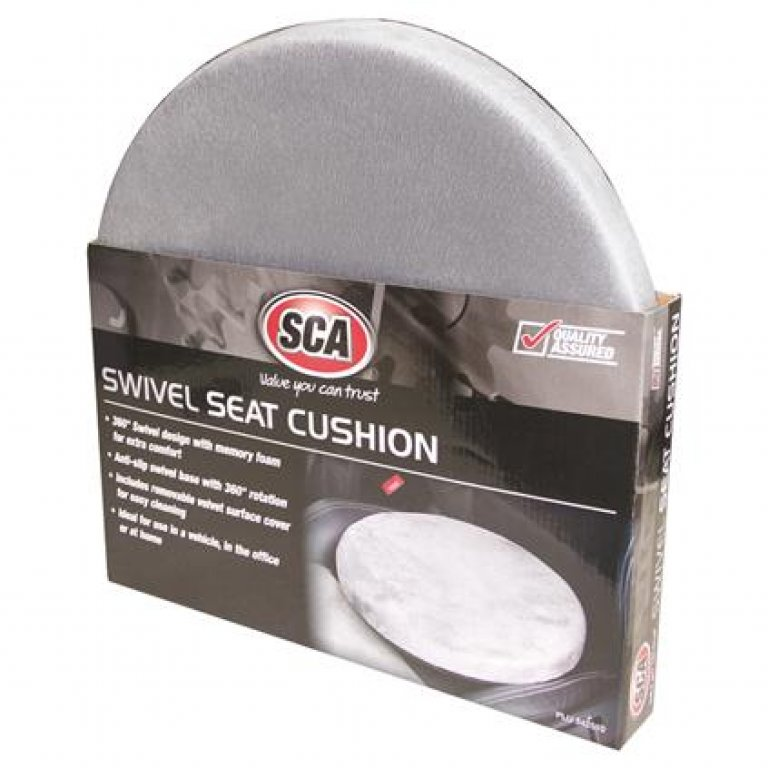 SCA Swivel SEAT Cushion - Grey