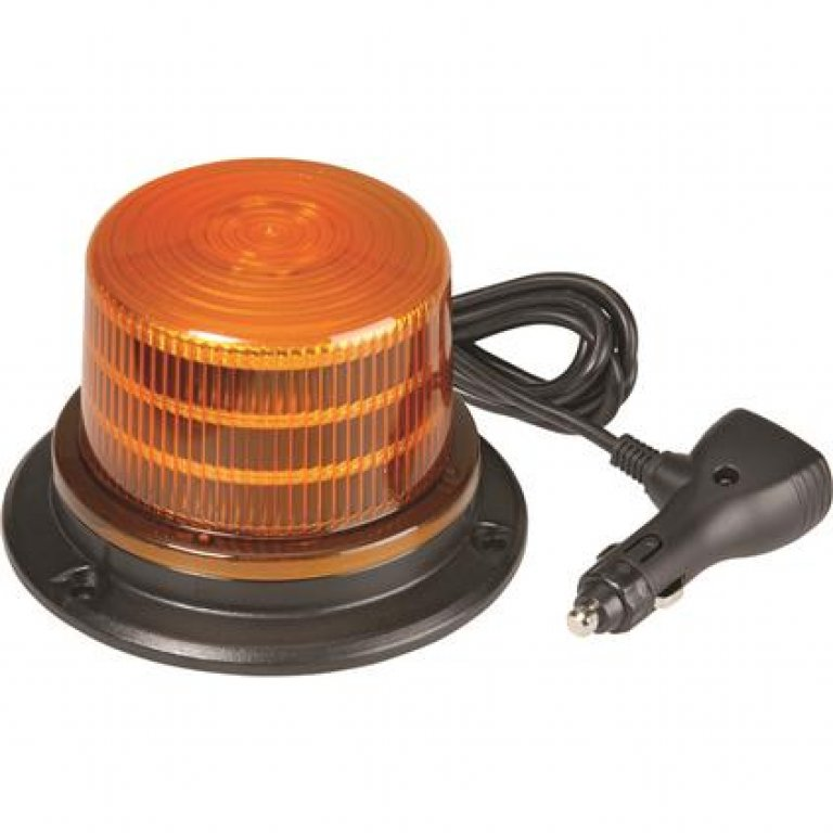SCA Warning Light - LED, Magnetic BASE