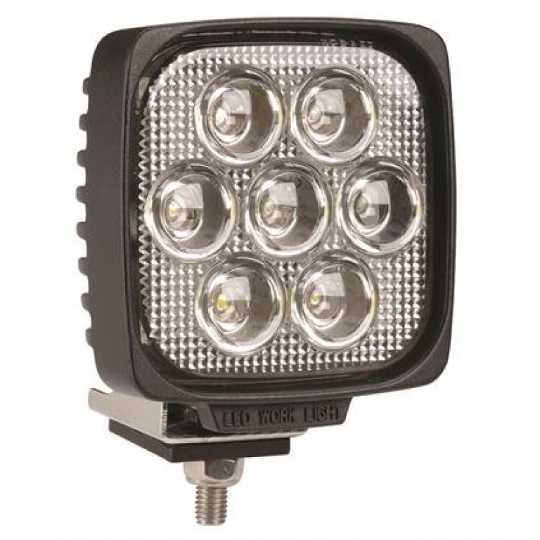 SCA Work LAMP - LED, 35W, Square