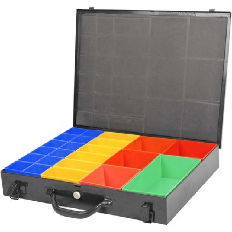 Toolpro Multi Storage CASE - 23 Compartments