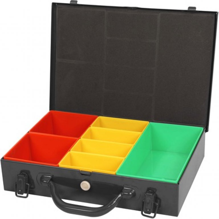 Toolpro Multi Storage CASE - 7 Compartments
