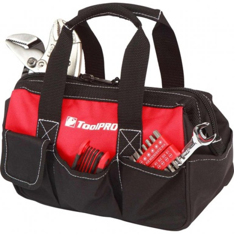 Toolpro Tool BAG - Little Mouth, 10.5