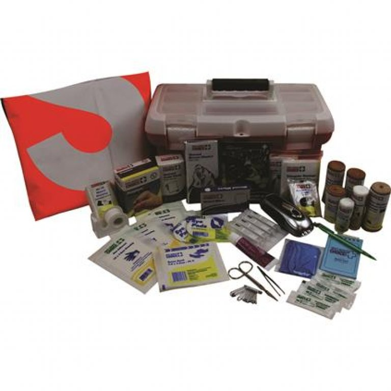 Trafalgar 4X4 and Offroad First AID Kit - 127 Pieces