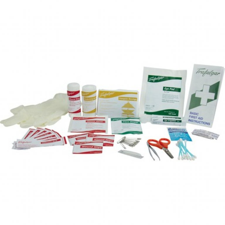 Trafalgar 75 Piece Travel First AID Kit