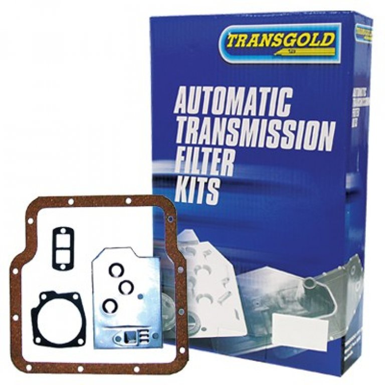 Transgold Automatic Transmission Filter Kit - KFS007