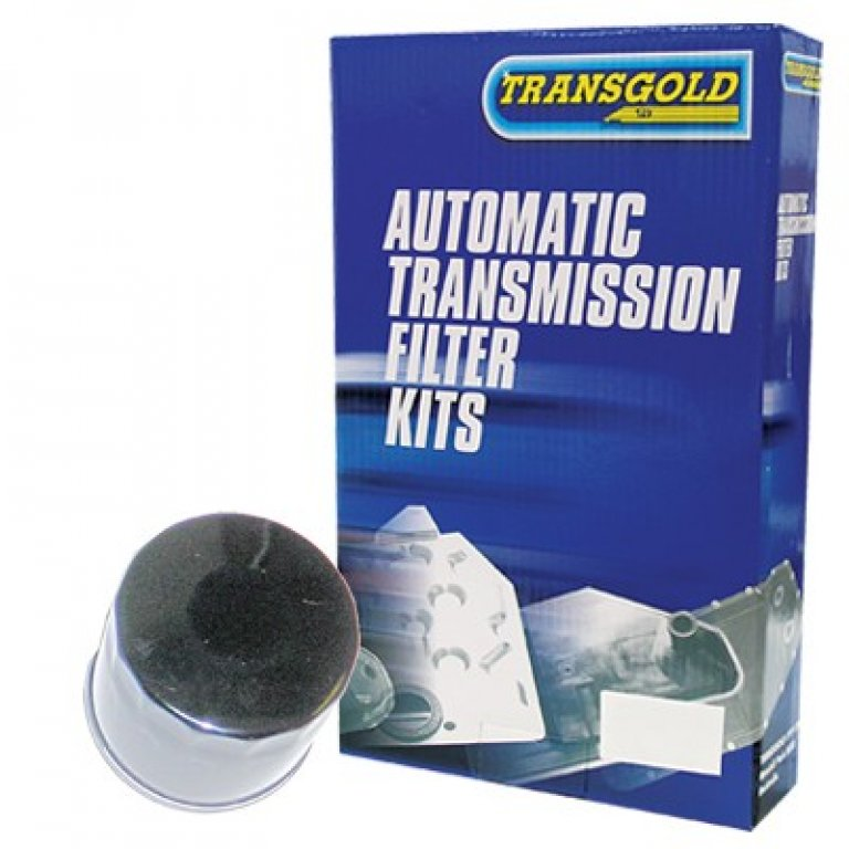 Transgold Automatic Transmission Filter Kit - KFS728