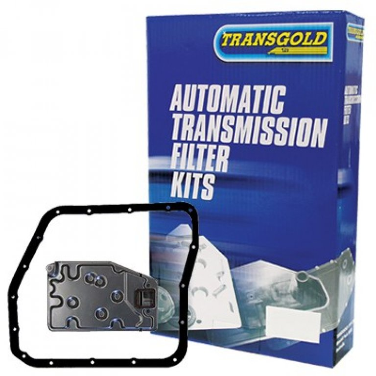Transgold Automatic Transmission Filter Kit - KFS801