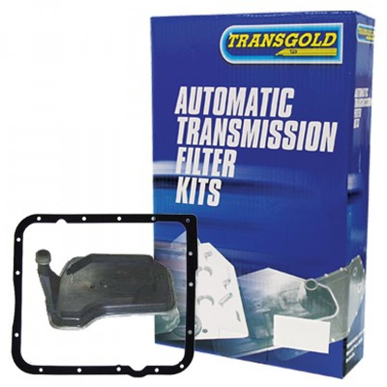Transgold Automatic Transmission Filter Kit - KFS817
