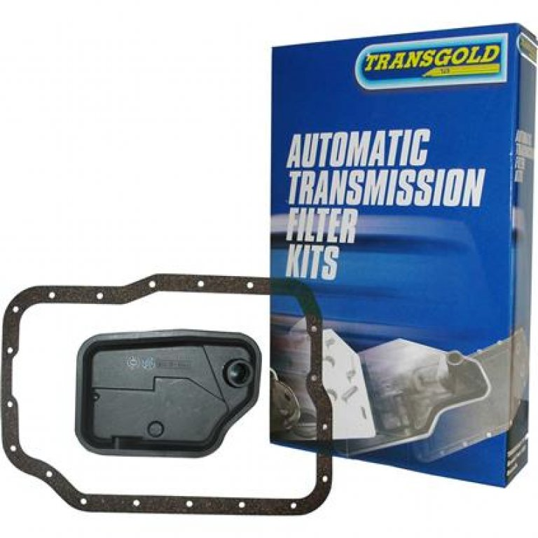 Transgold Automatic Transmission Filter Kit - KFS860