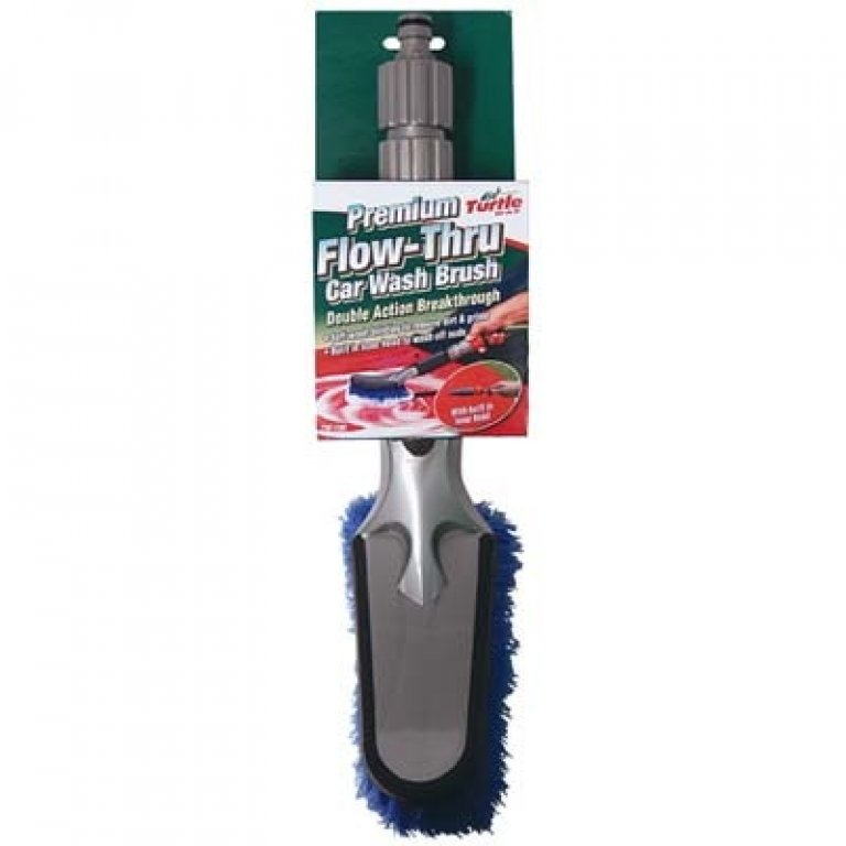 Turtle WAX FLOW-THRU Car WASH Brush