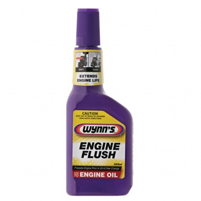 Wynn's Engine Oil Flush - 325ML