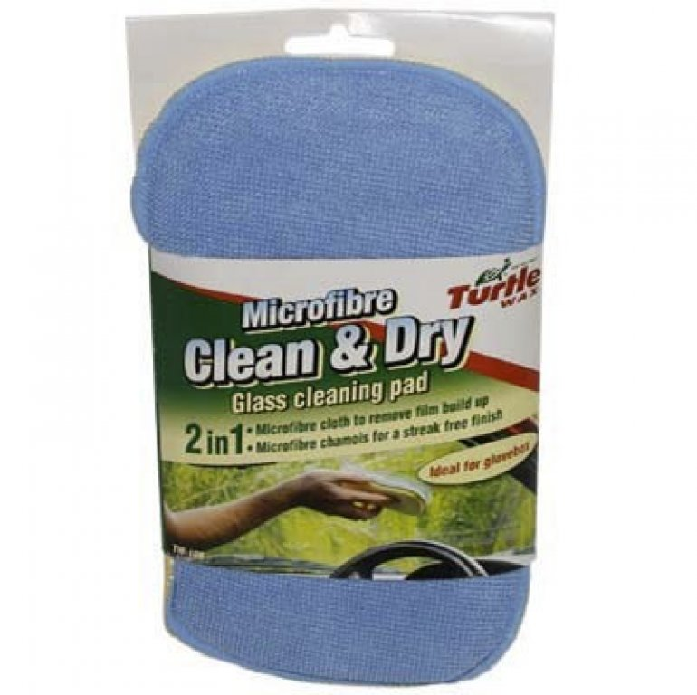 Turtle WAX Glass Cleaning Pad