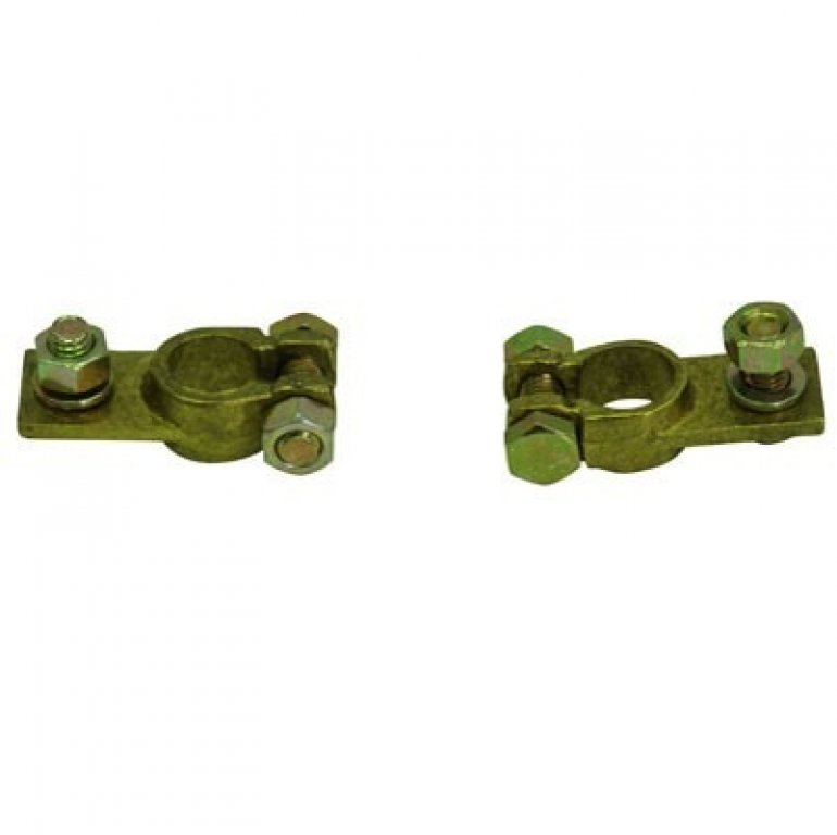 Calibre Battery Terminal, Stud, Universal - 2 PACK