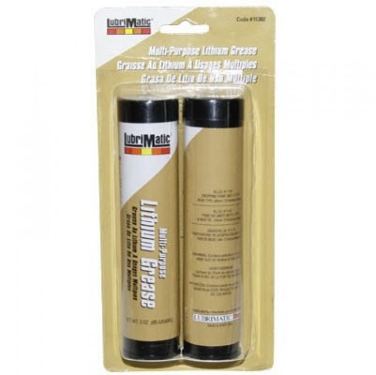Lubrimatic Grease Cartridge Twin PACK - 85G