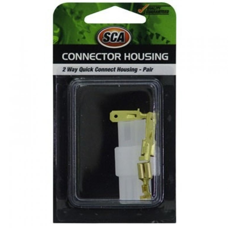 SCA Quick Connect Housing - 2 Way, 20 AMP