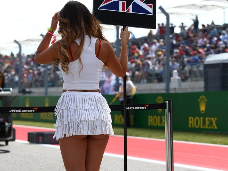 Cars For Sale Austin Tx >> Formula 1 USA Grid Girls 2016 - BoostCruising