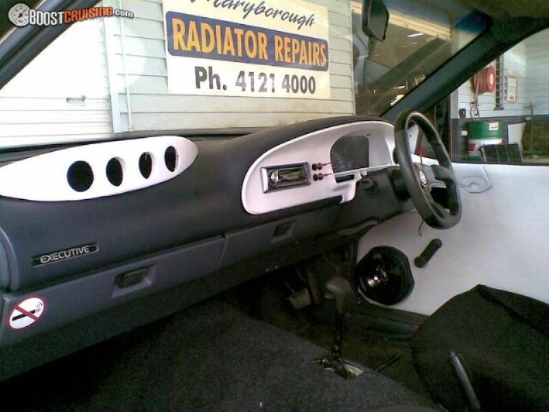 1996 Holden Commodore Vs Wagon - BoostCruising