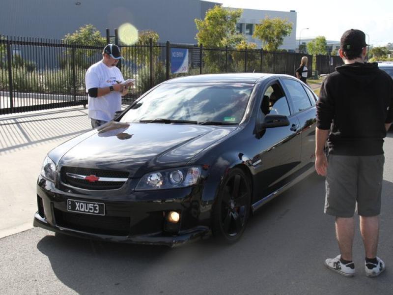 2006 Holden Commodore Ve Ssv Boostcruising