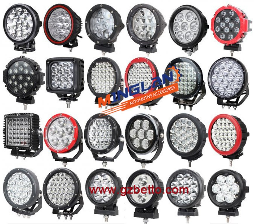 Wholesale LED Work Light, LED Driving Light and Jeep LED Headlight