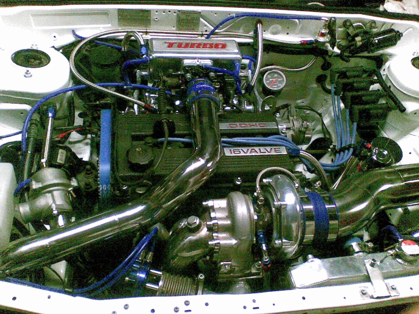 B6 Engine Turbo? - BoostCruising