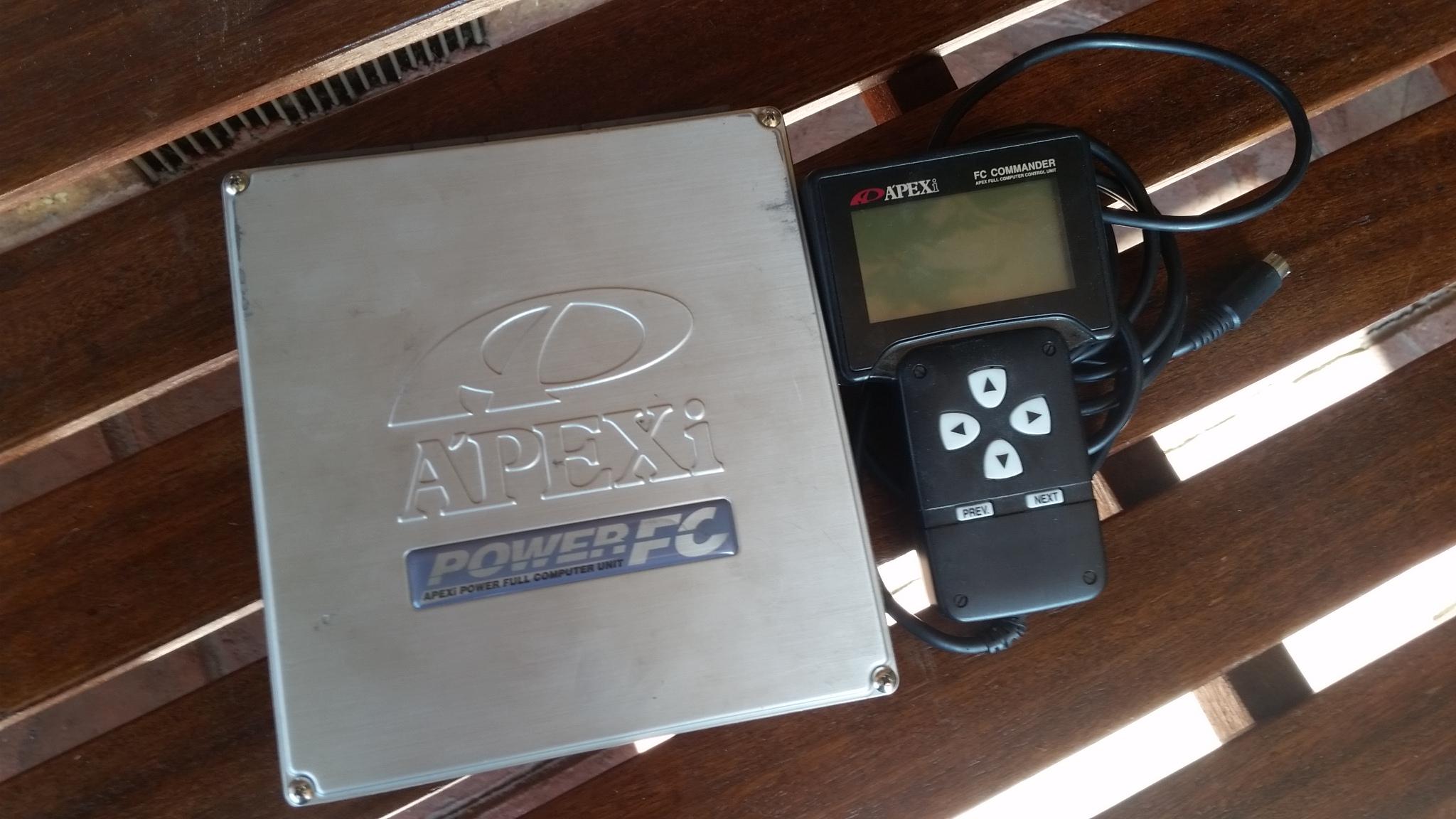 Apexi Power Fc Evo 7 Car Parts Vic Melbourne 2935556 Powerfc Faq