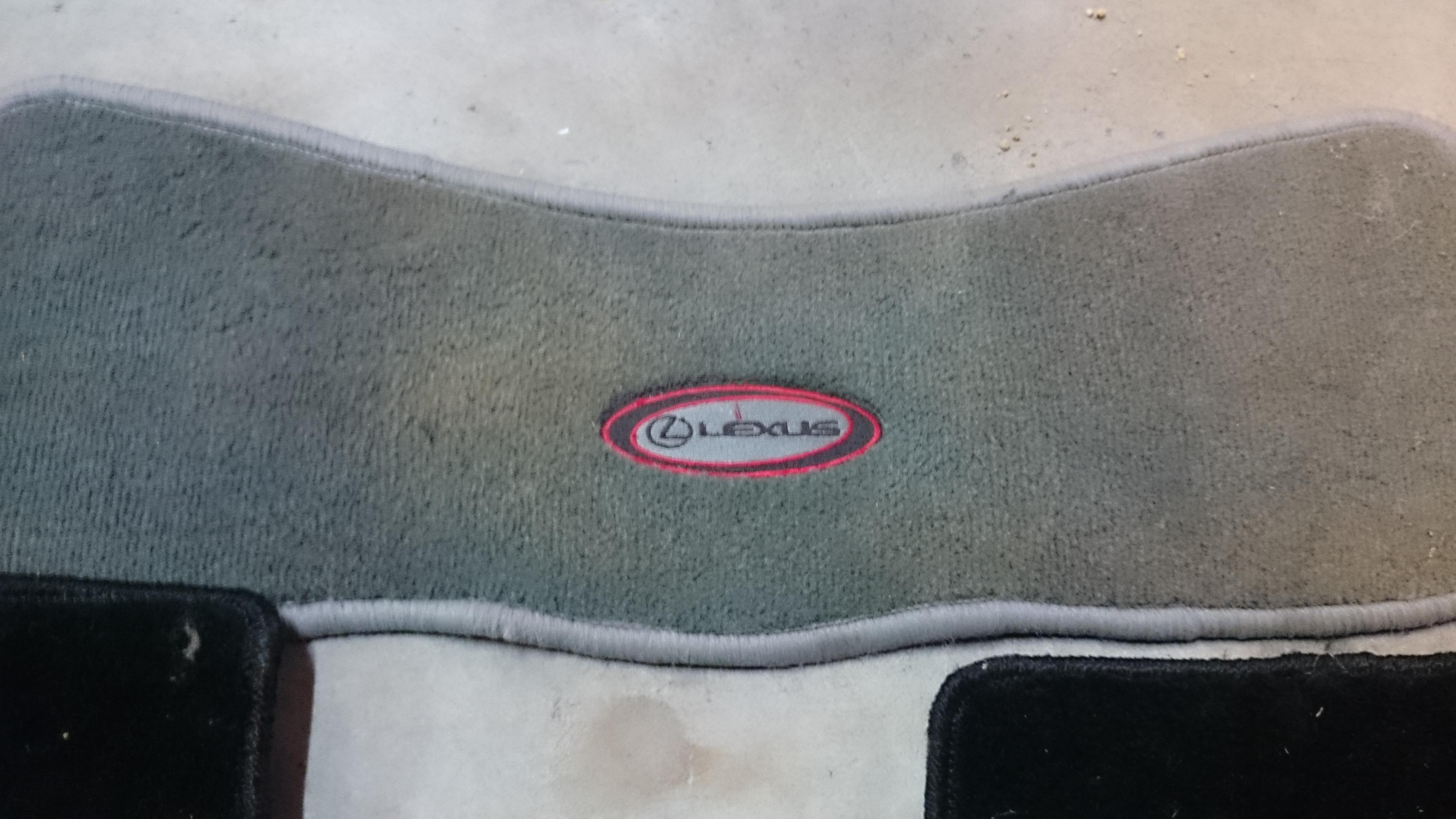covers car loading w ebay for floor set seat mat is image black lexus auto itm mats