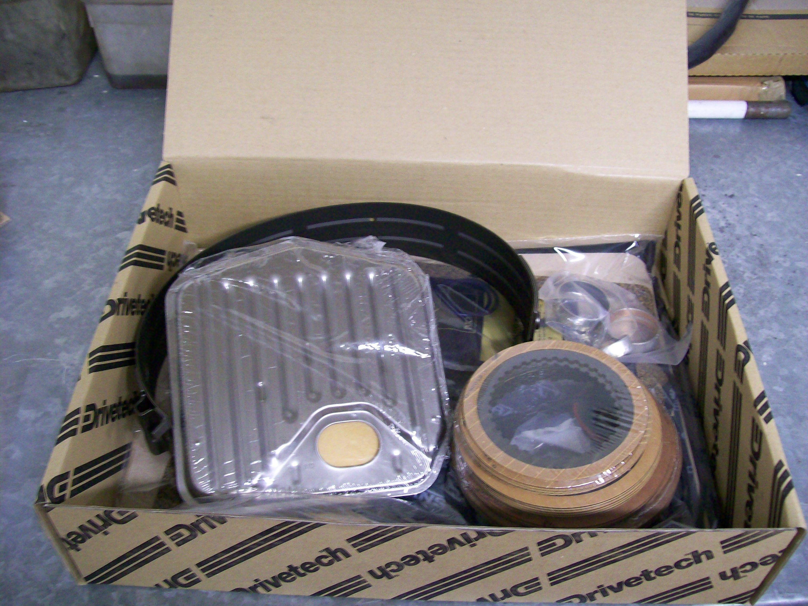 V6 4l60e Reconditioned Stage 2 Shift Kit