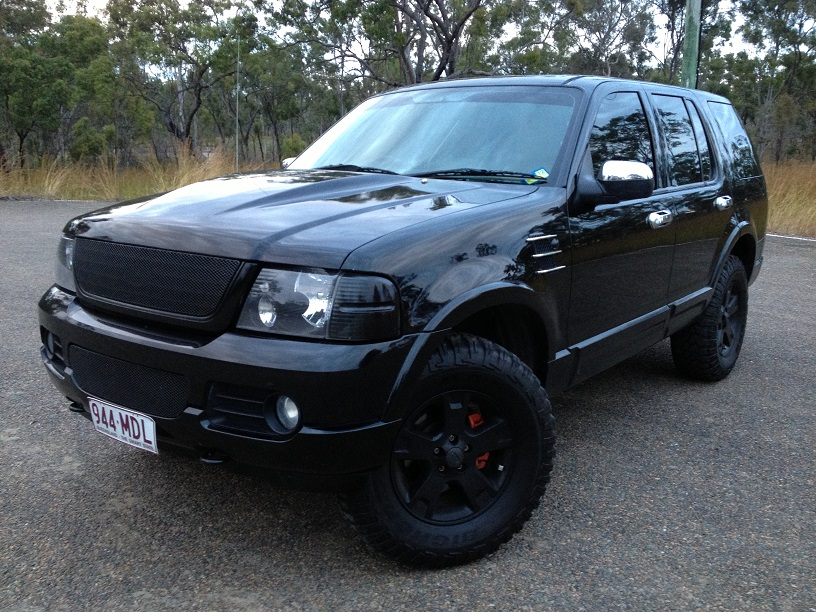 2005 Ford Explorer Limited 4x4 Boostcruising