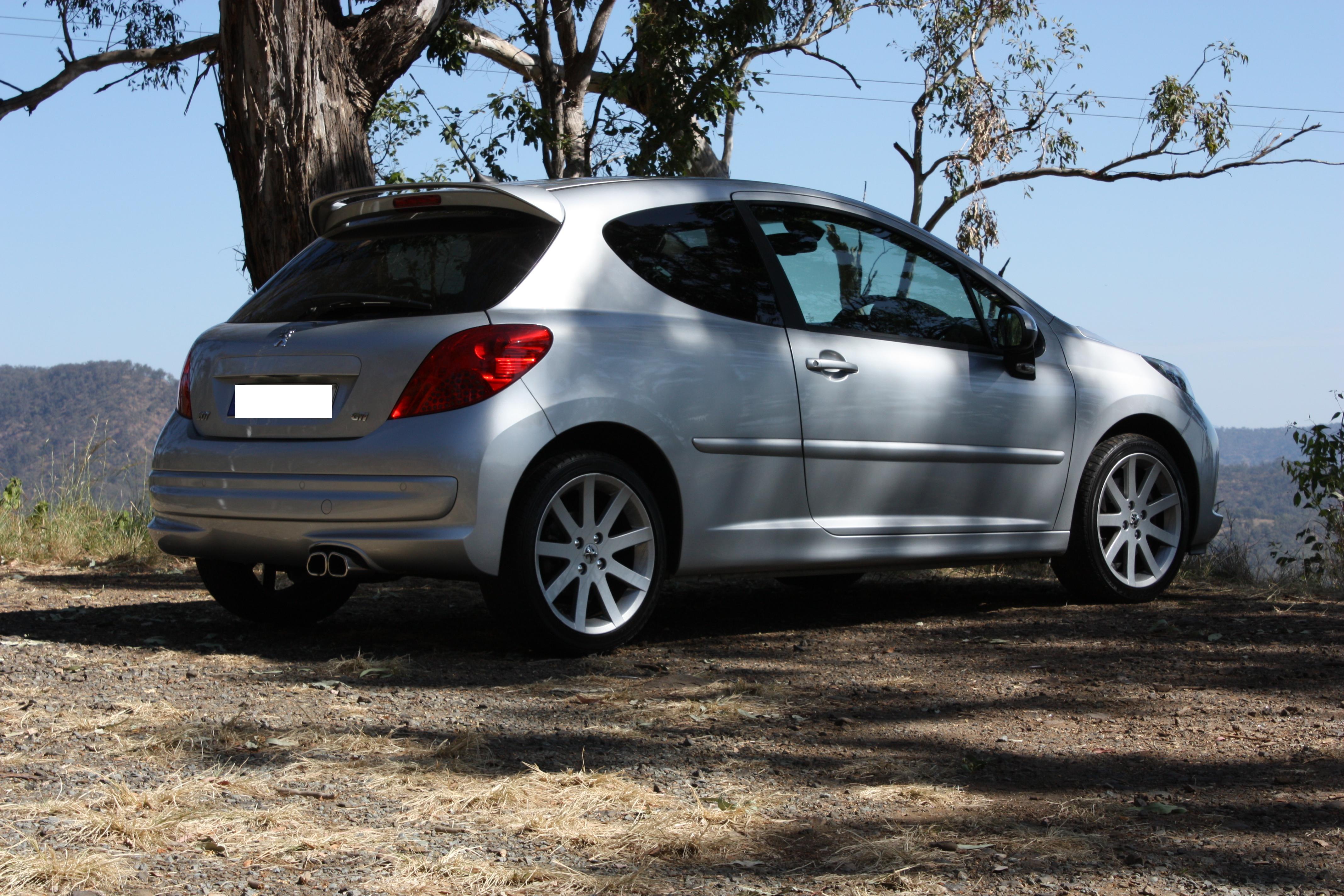 207 Gti Owner U0026 39 S Peugeot
