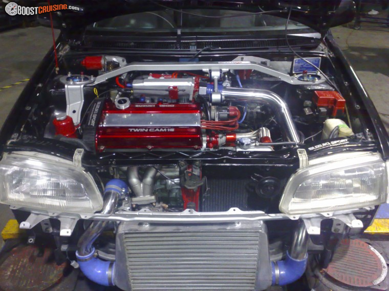 Suzuki Swift Gti Engine – transport