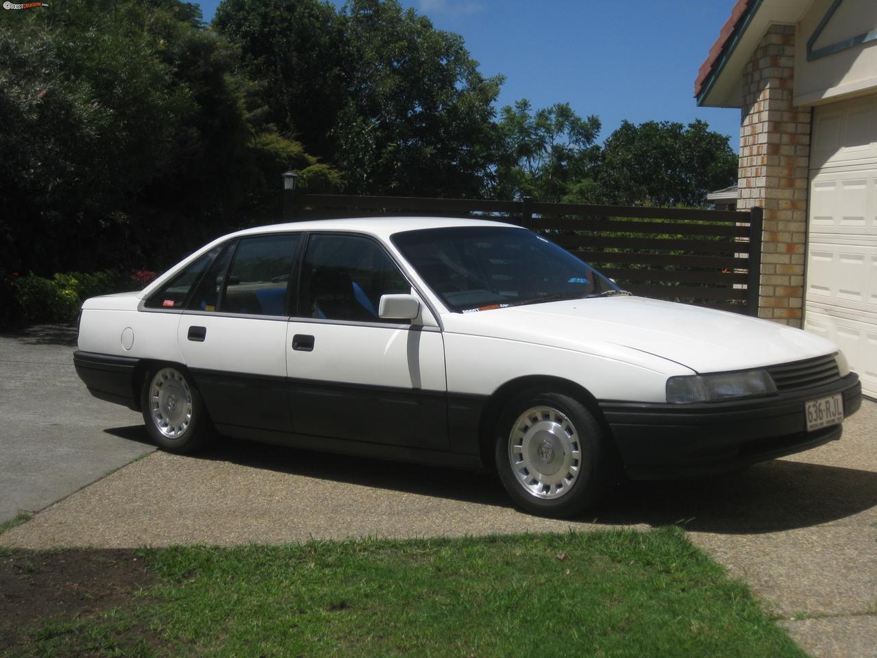 1991 Holden Commodore Vn - BoostCruising