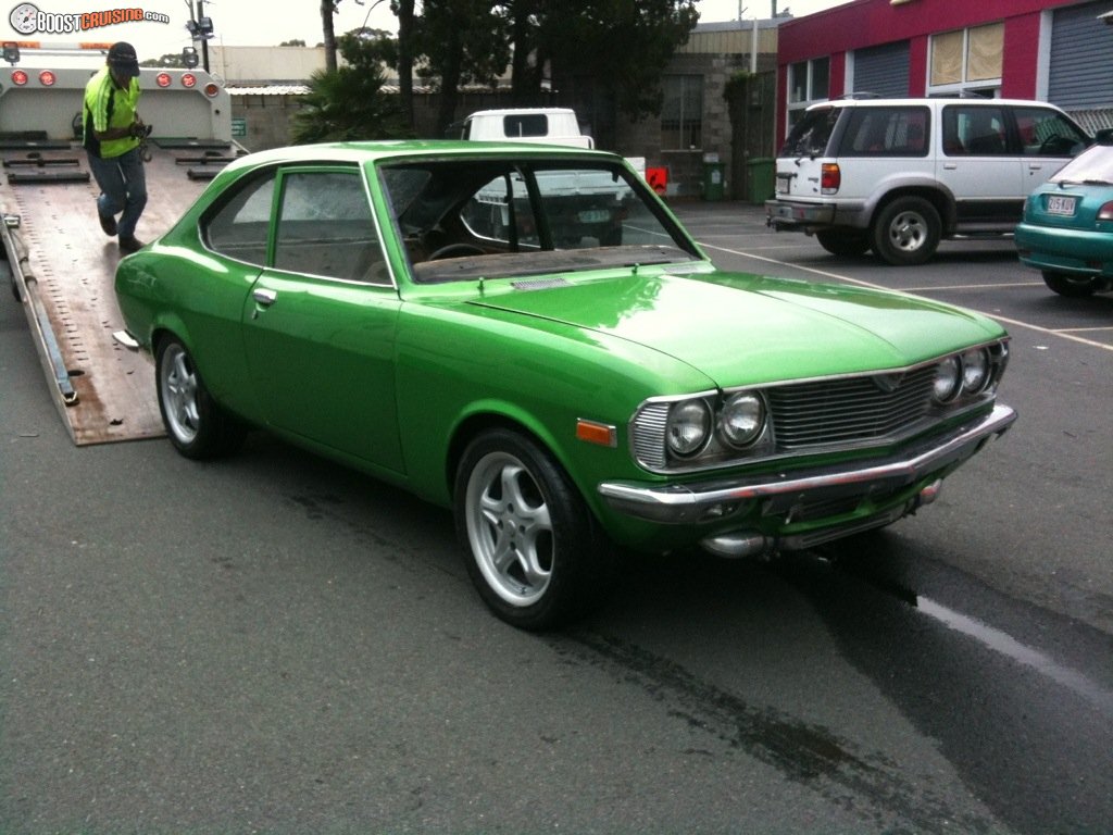 1973 Mazda Capella Rx 2 Rx2 Coupe 13bt Boostcruising