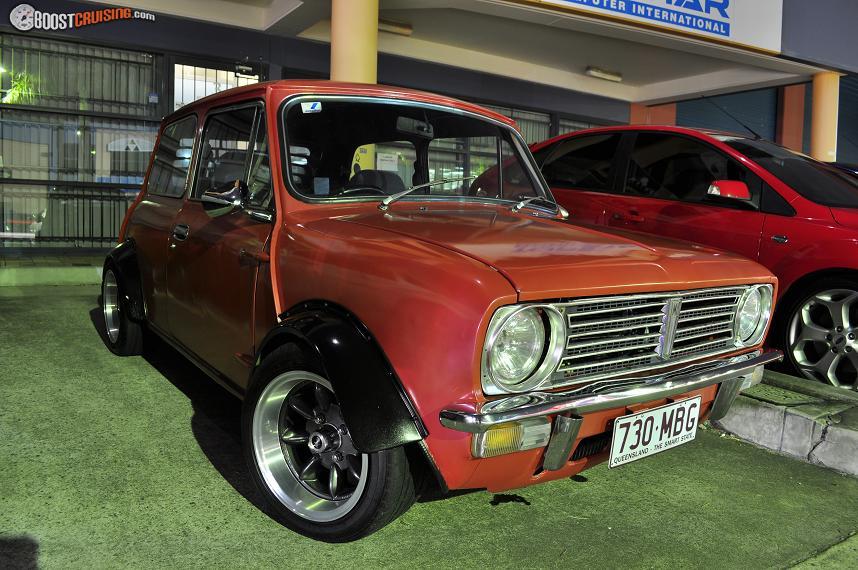 1975 Leyland Mini Clubman Ls  BoostCruising