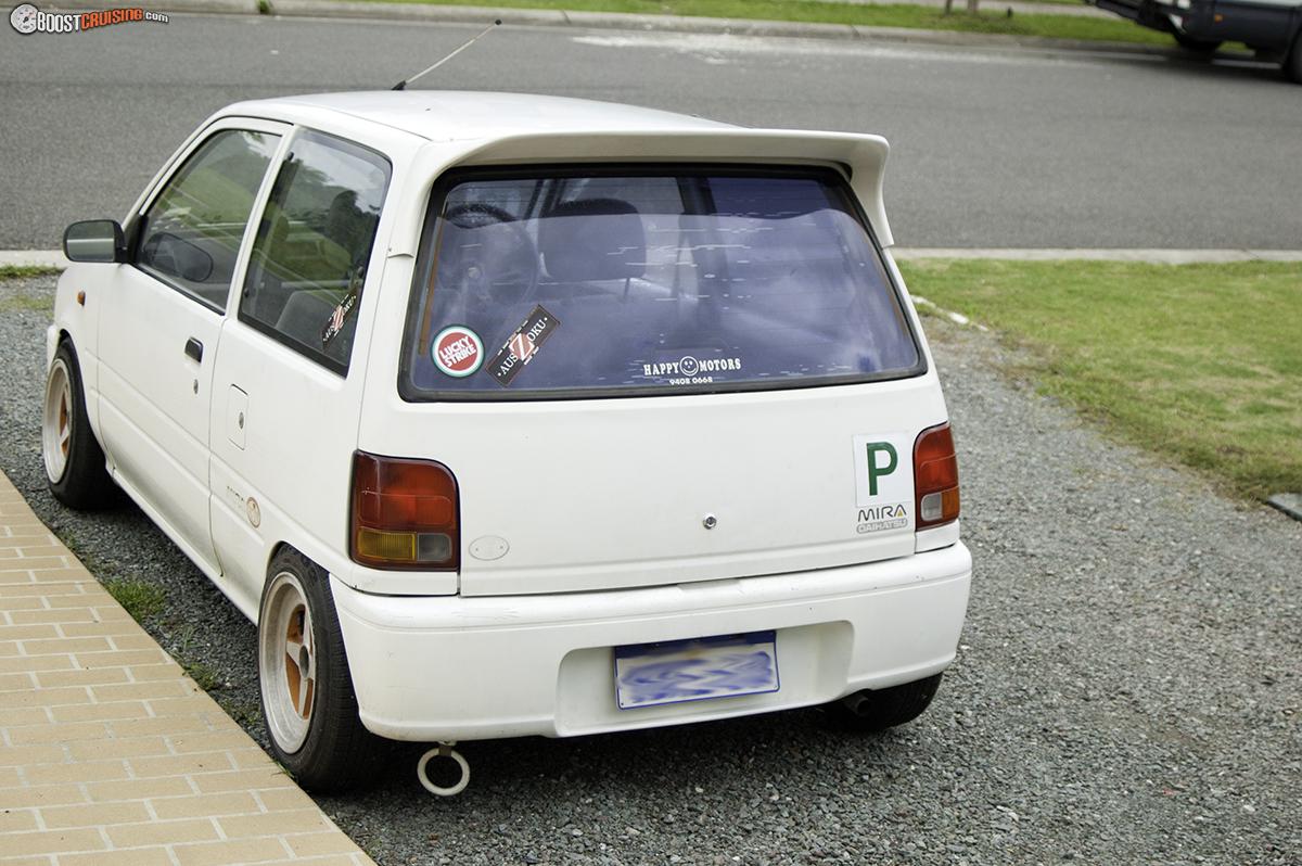 1994 Daihatsu Mira L200