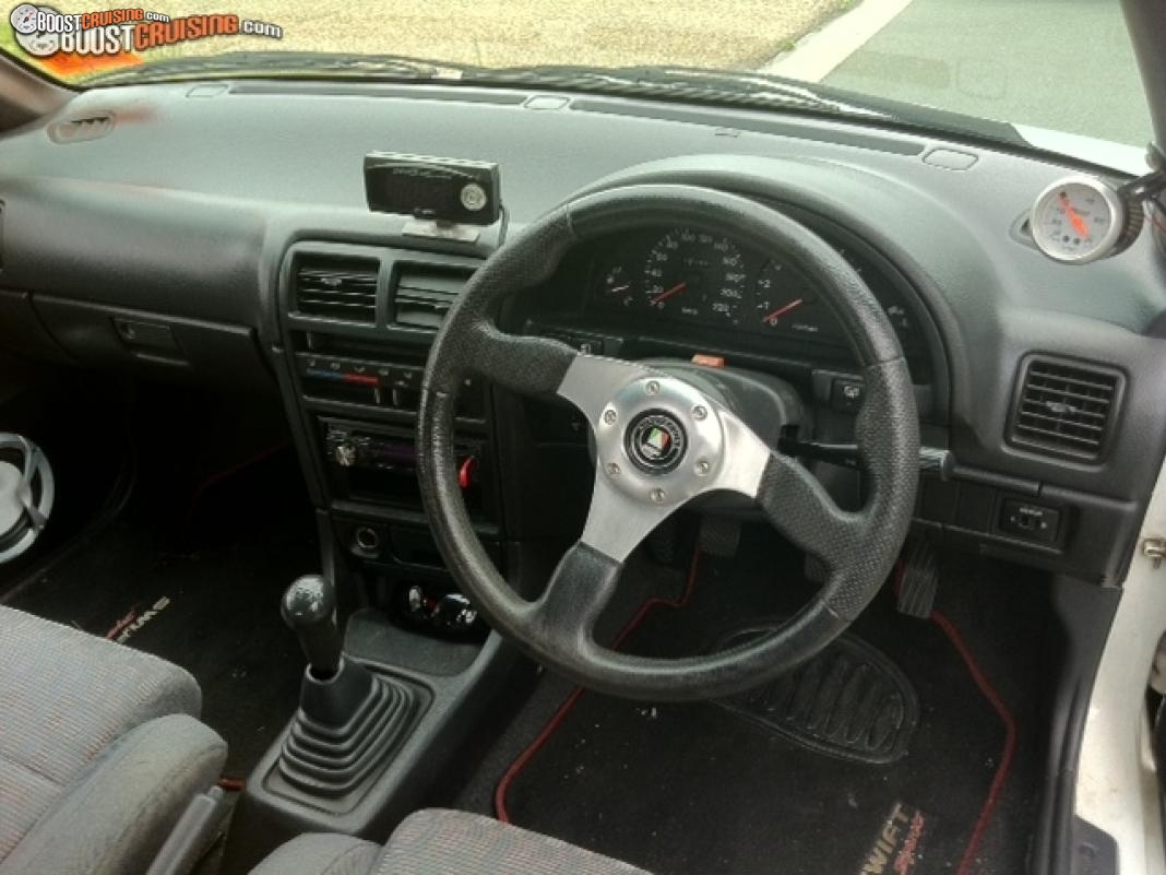 1993 Suzuki Swift Gti Turbo