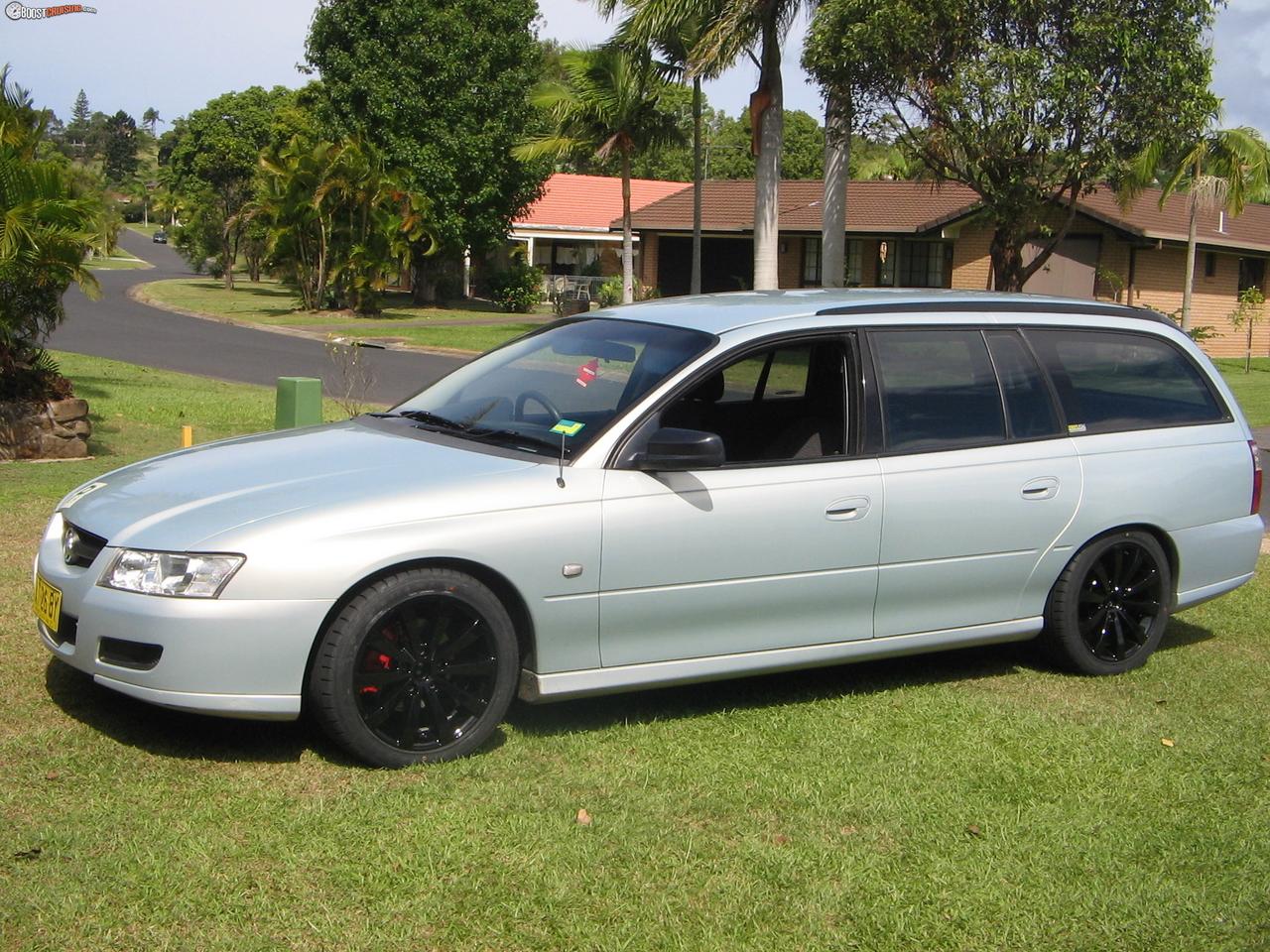 2006 Holden Commodore Vz - BoostCruising